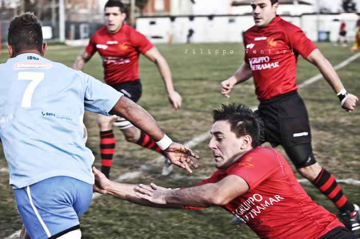 Romagna RFC VS Rugby Badia, foto 3