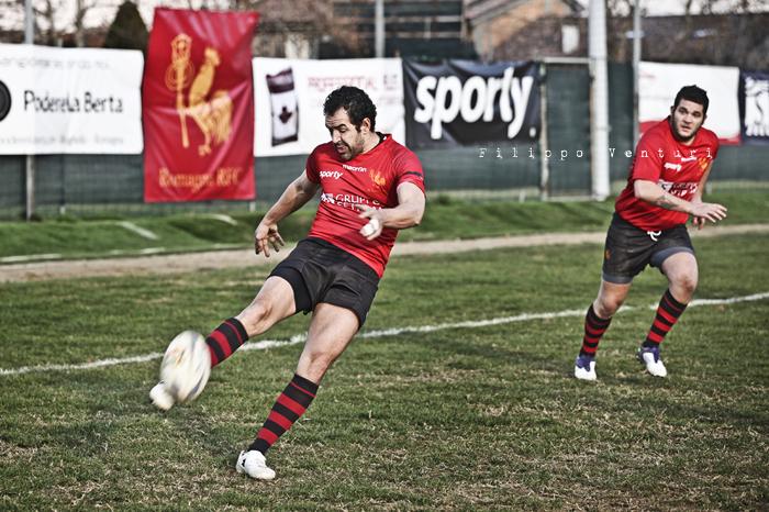 Romagna RFC VS Rugby Badia, foto 4