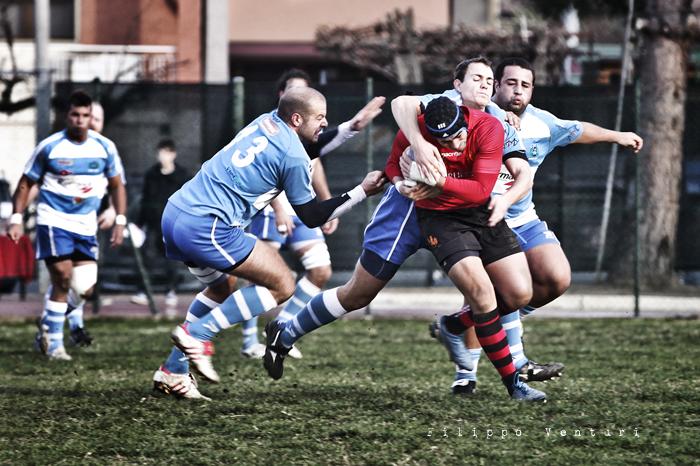Romagna RFC VS Rugby Badia, foto 5