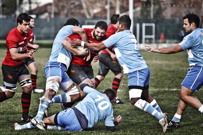 Romagna RFC VS Rugby Badia, foto 6