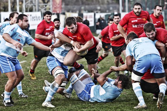 Romagna RFC VS Rugby Badia, foto 7