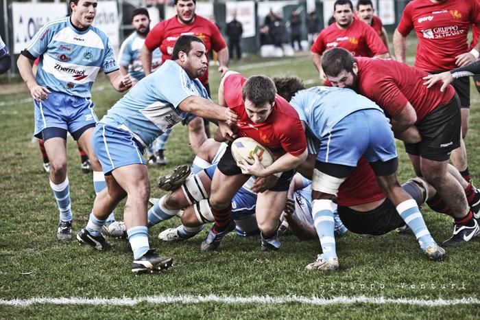 Romagna RFC VS Rugby Badia, foto 8