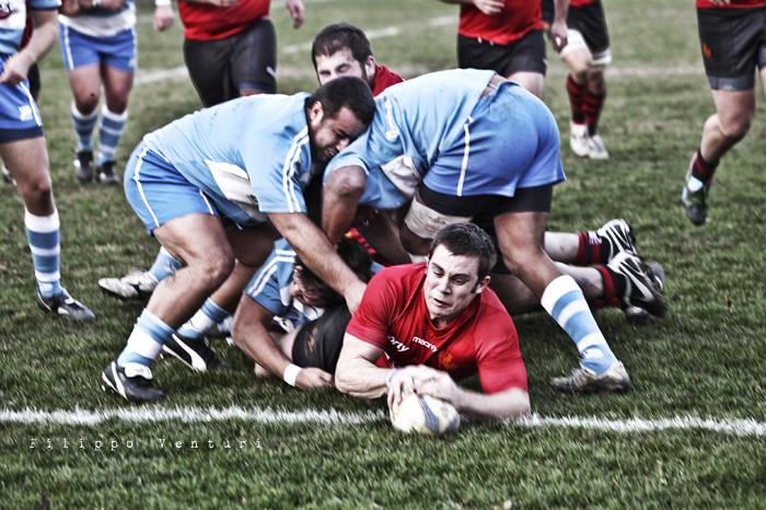 Romagna RFC VS Rugby Badia, foto 9