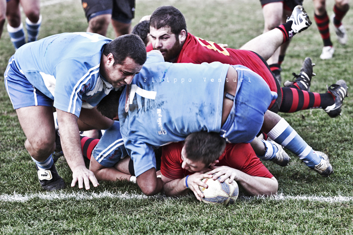 Romagna RFC VS Rugby Badia, foto 10