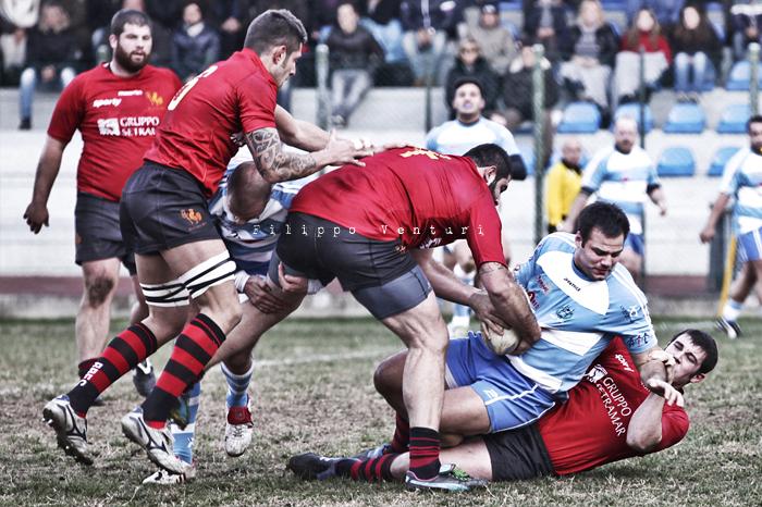 Romagna RFC VS Rugby Badia, foto 11