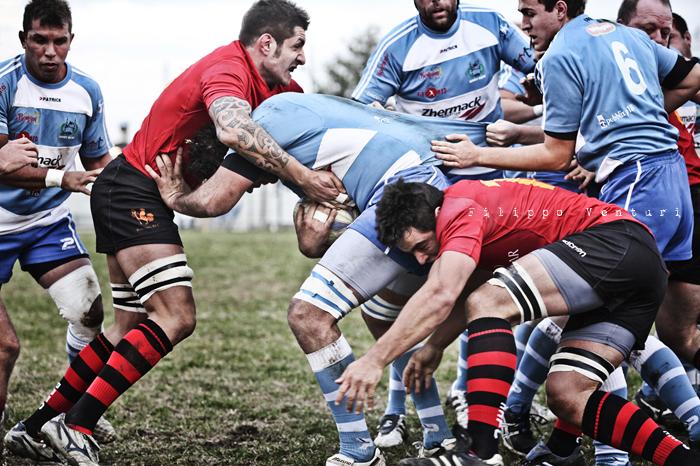 Romagna RFC VS Rugby Badia, foto 12