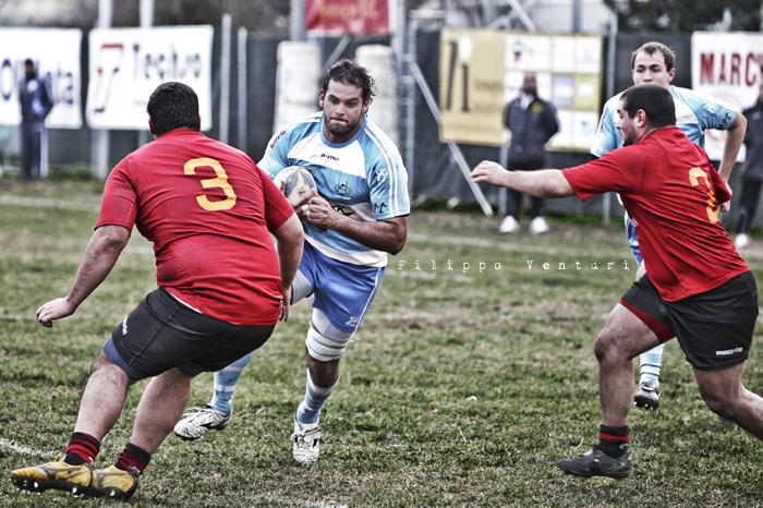 Romagna RFC VS Rugby Badia, foto 13