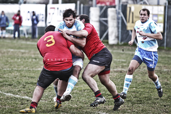 Romagna RFC VS Rugby Badia, foto 14