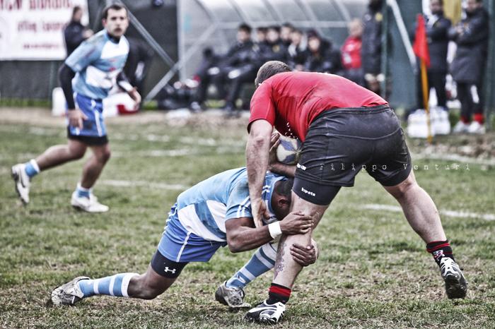 Romagna RFC VS Rugby Badia, foto 15
