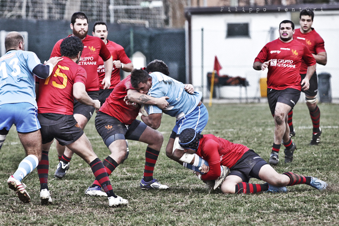 Romagna RFC VS Rugby Badia, foto 16