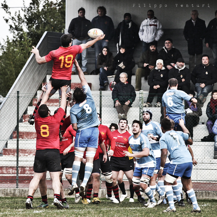 Romagna RFC VS Rugby Badia, foto 17