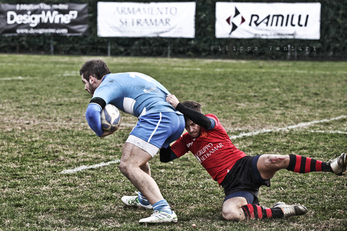 Romagna RFC VS Rugby Badia, foto 18