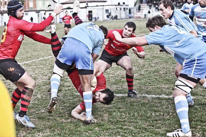 Romagna RFC VS Rugby Badia, foto 19
