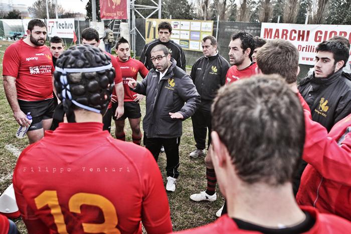 Romagna RFC VS Rugby Badia, foto 20