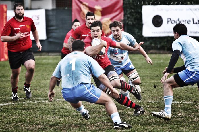 Romagna RFC VS Rugby Badia, foto 21
