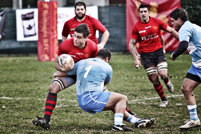 Romagna RFC VS Rugby Badia, foto 22