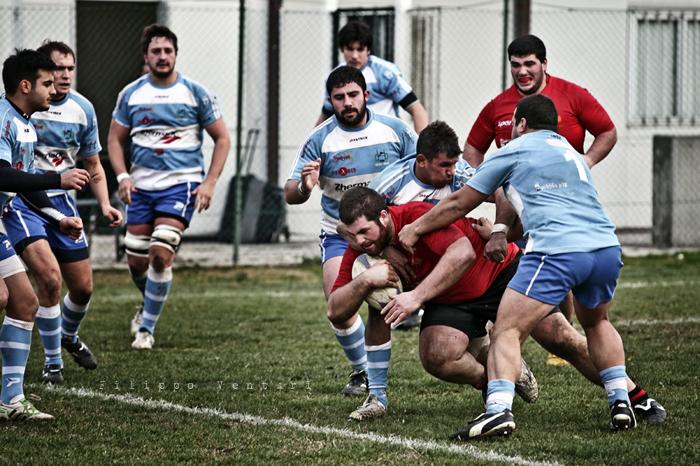 Romagna RFC VS Rugby Badia, foto 23