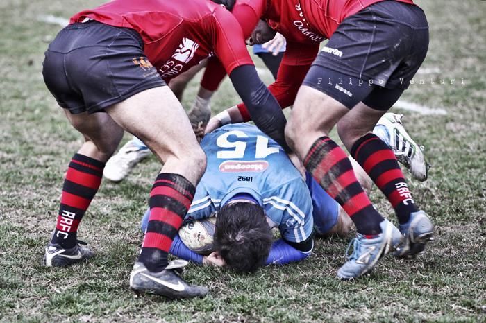 Romagna RFC VS Rugby Badia, foto 25