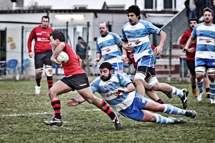 Romagna RFC VS Rugby Badia, foto 26