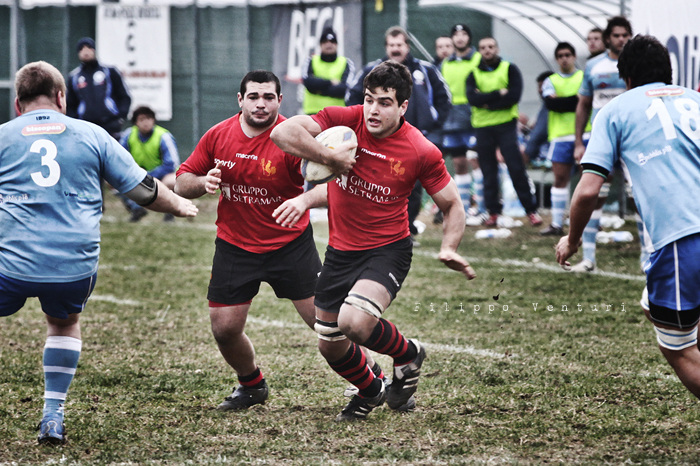 Romagna RFC VS Rugby Badia, foto 27