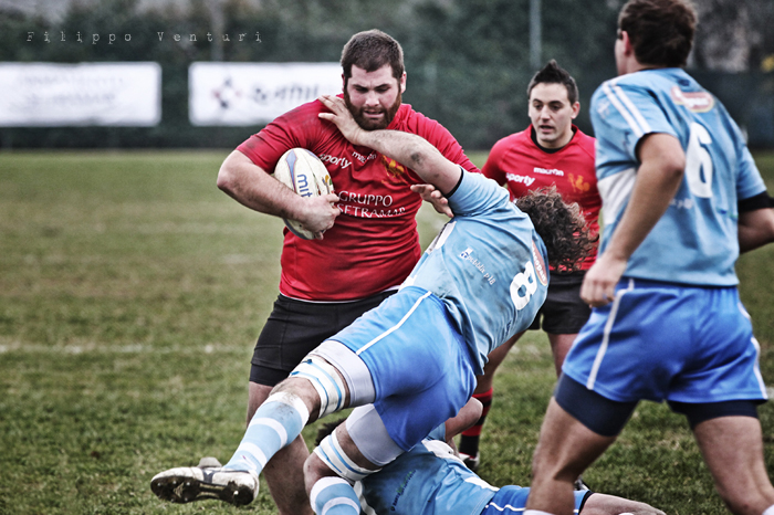 Romagna RFC VS Rugby Badia, foto 28