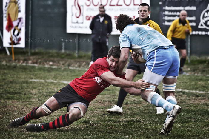 Romagna RFC VS Rugby Badia, foto 29