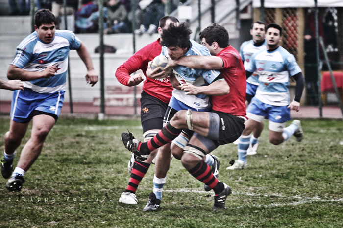 Romagna RFC VS Rugby Badia, foto 30