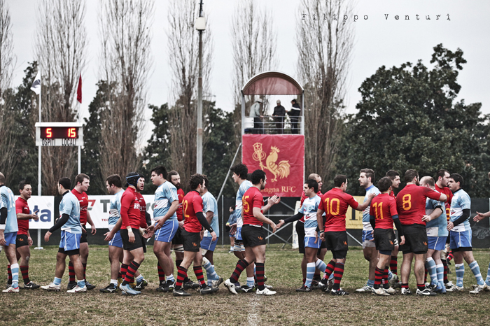 Romagna RFC VS Rugby Badia, foto 31