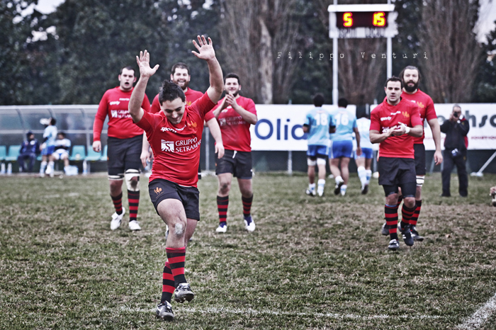 Romagna RFC VS Rugby Badia, foto 32