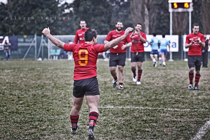 Romagna RFC VS Rugby Badia, foto 33
