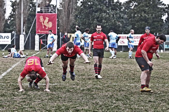 Romagna RFC VS Rugby Badia, foto 34