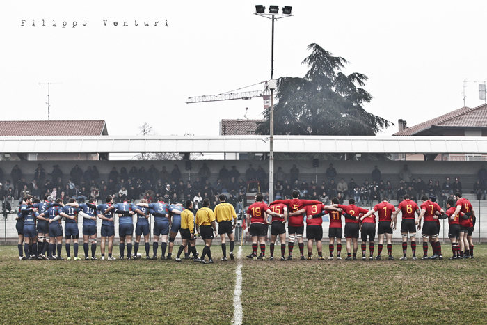 Romagna Rugby VS Rugby Paese (foto 1)