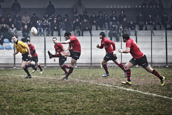 Romagna Rugby VS Rugby Paese (foto 2)