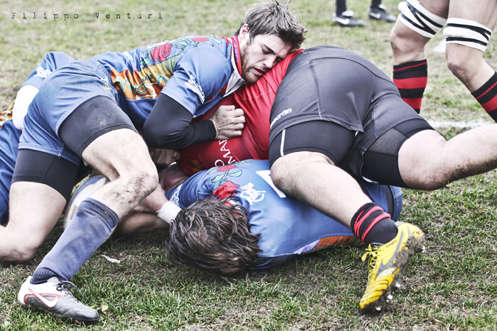 Romagna Rugby VS Rugby Paese (foto 3)