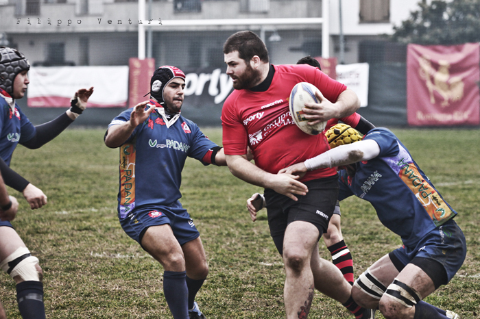 Romagna Rugby VS Rugby Paese (foto 4)