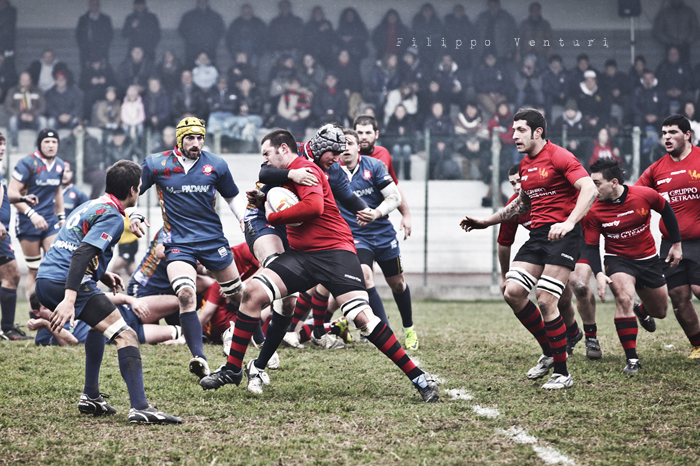 Romagna Rugby VS Rugby Paese (foto 7)