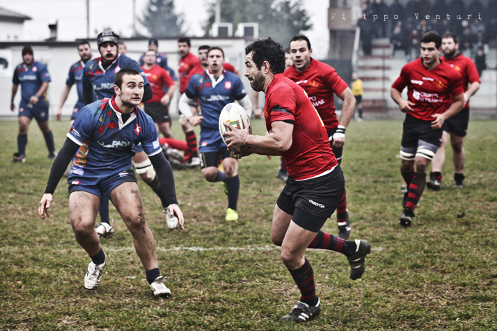 Romagna Rugby VS Rugby Paese (foto 8)
