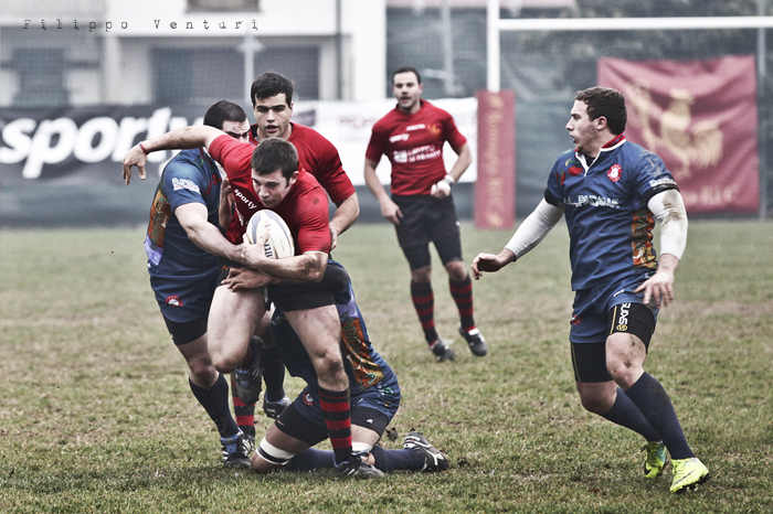 Romagna Rugby VS Rugby Paese (foto 9)