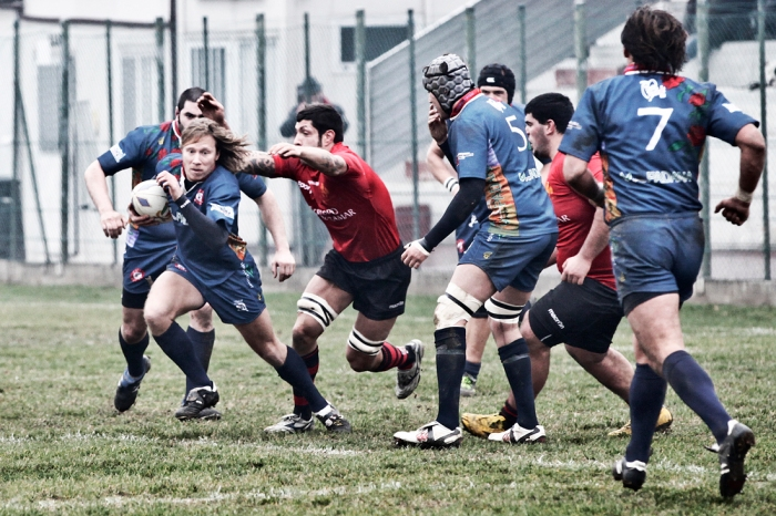 Romagna Rugby VS Rugby Paese (foto 11)