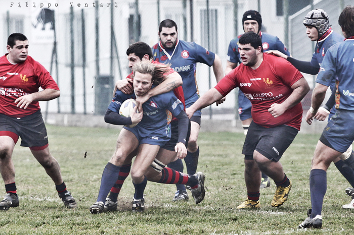 Romagna Rugby VS Rugby Paese (foto 12)