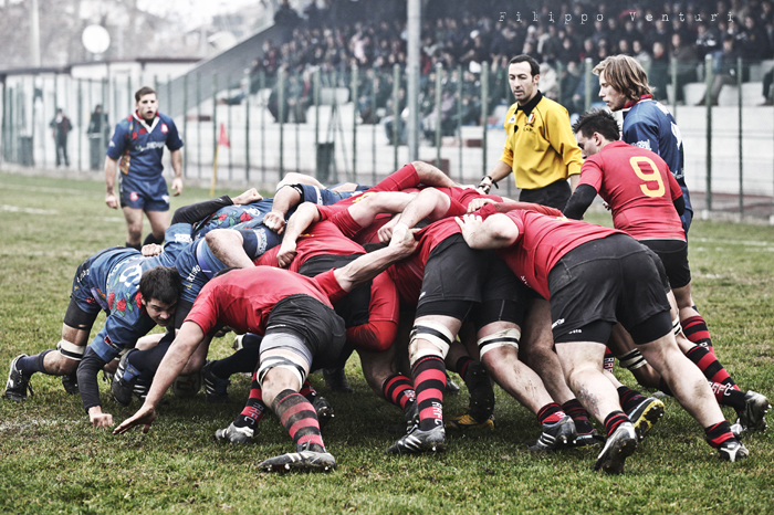 Romagna Rugby VS Rugby Paese (foto 14)
