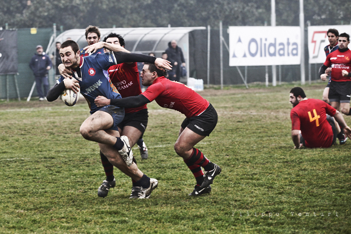 Romagna Rugby VS Rugby Paese (foto 15)