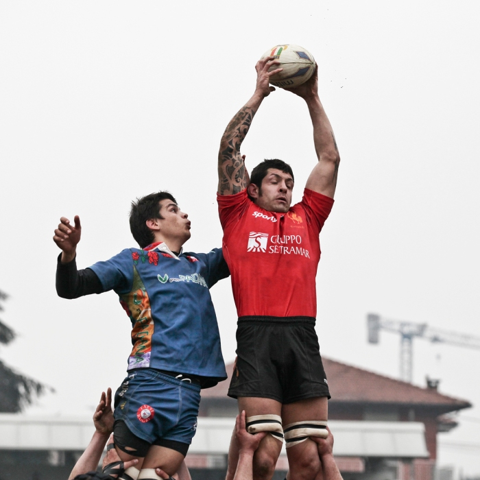 Romagna Rugby VS Rugby Paese (foto 16)