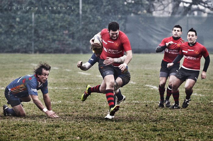 Romagna Rugby VS Rugby Paese (foto 18)