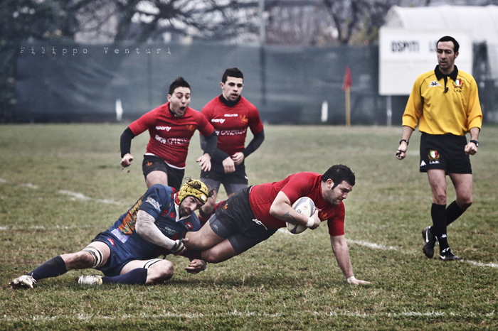 Romagna Rugby VS Rugby Paese (foto 19)