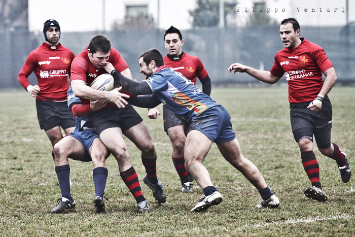 Romagna Rugby VS Rugby Paese (foto 20)