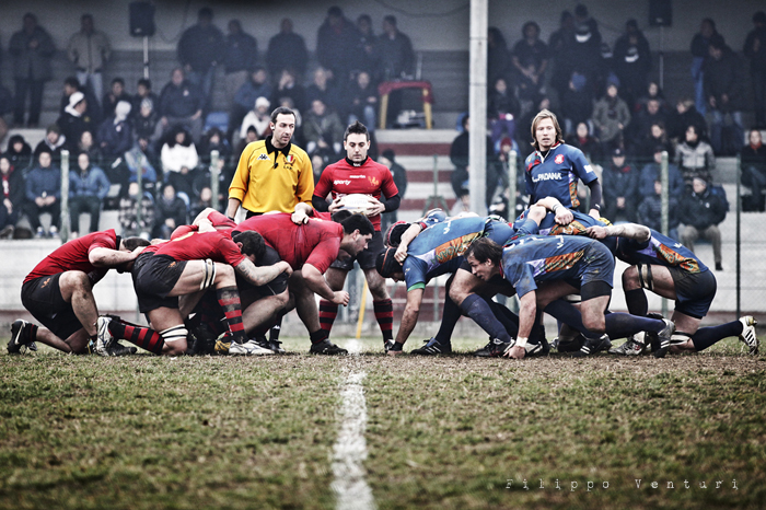 Romagna Rugby VS Rugby Paese (foto 23)