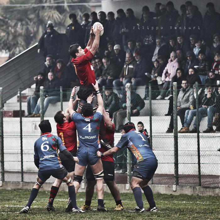 Romagna Rugby VS Rugby Paese (foto 24)
