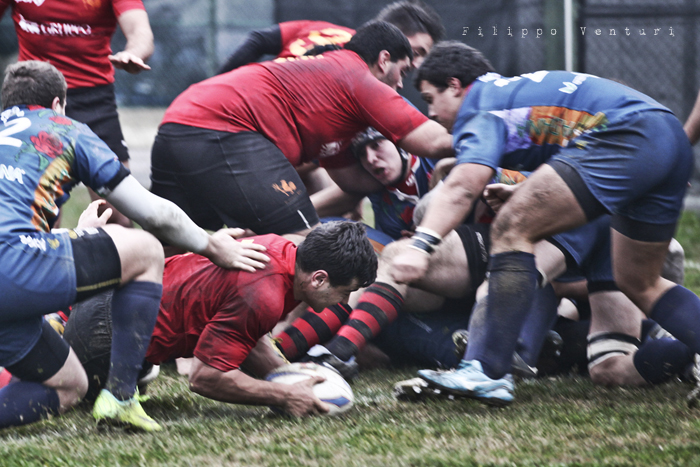 Romagna Rugby VS Rugby Paese (foto 26)