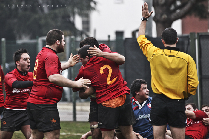 Romagna Rugby VS Rugby Paese (foto 27)